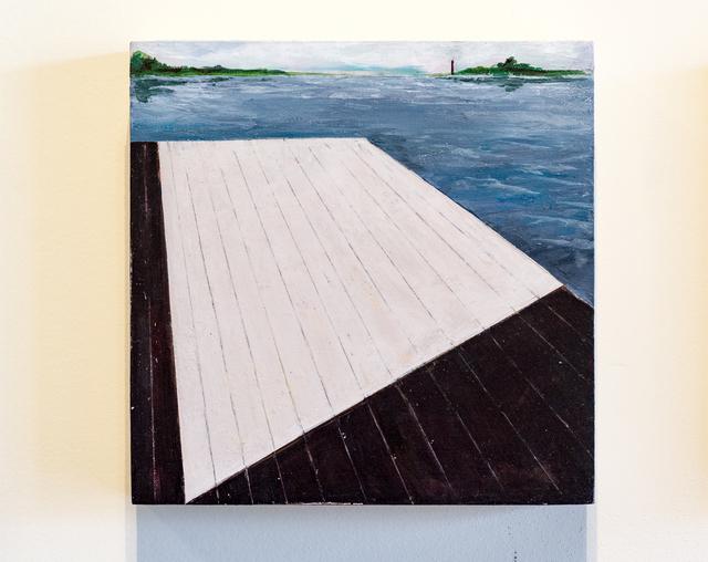 , 'Portland Dock,' 2017, Untitled 2.0