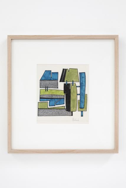 , 'Untitled,' ca. 1970, PROYECTOSMONCLOVA