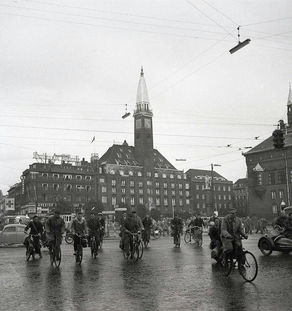 , 'Rainy Day at Copenhague, Dk  II ,' 2017, CASA GOTXIKOA