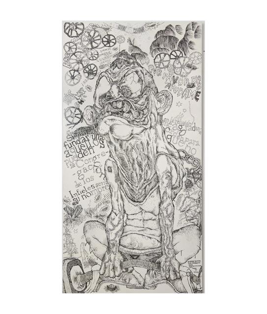 , 'De-Ja Voo-Doo III,' 2004, Hieronymus