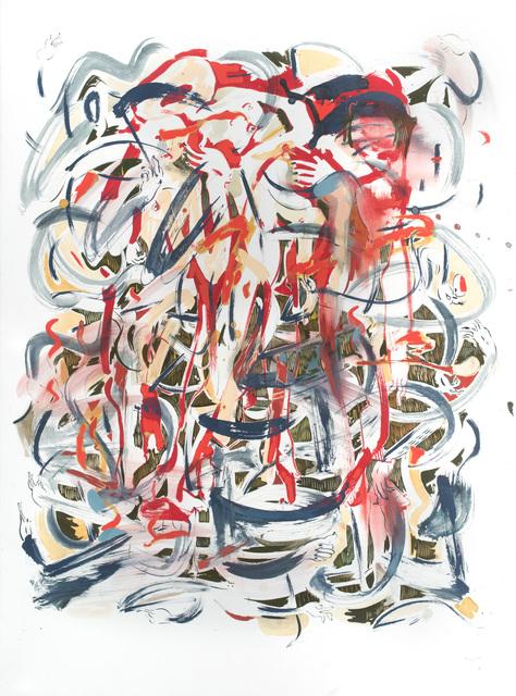, 'Siege,' 2014, Moskowitz Bayse
