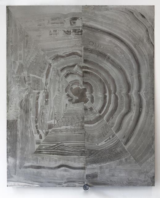 , 'Maps / Mapas 3,' 2016, Celaya Brothers Gallery
