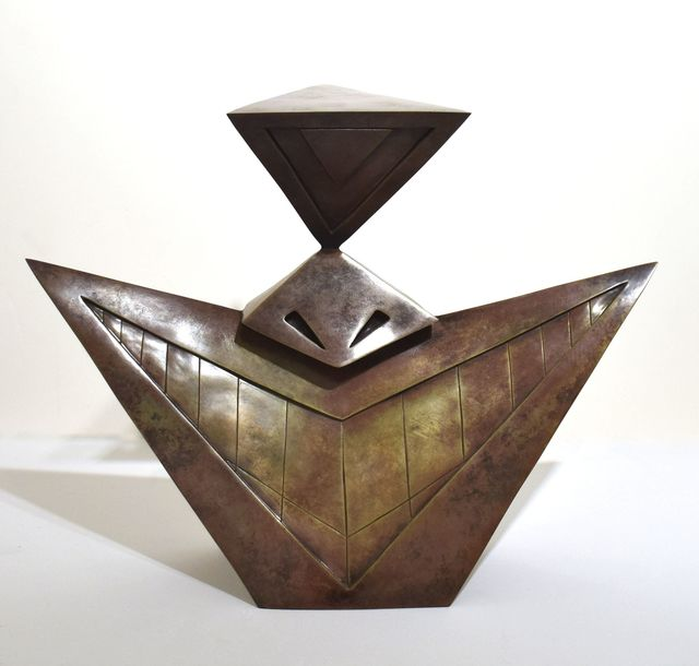 Kenny Scharf, 'Hard Sharp Guy', 1996, Rosenfeld Gallery LLC