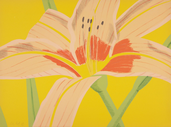 Alex Katz, 'Day Lily 2,' 1969, Phillips: Evening and Day Editions (October 2016)
