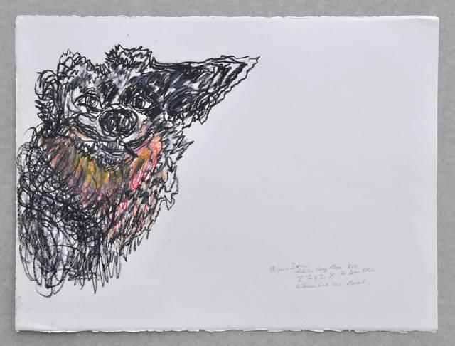 , 'Mignon Chien Rip Du Gary Lloyd,' 2016, IFAC Arts