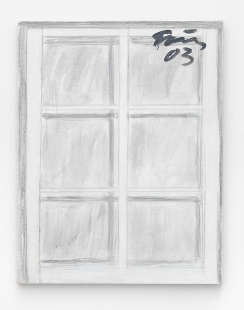 , 'Untitled,' 2003, Galerie Bärbel Grässlin