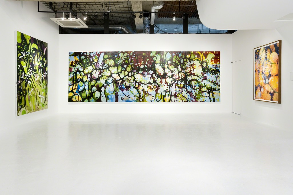 "Janaina Tschäpe ""Moon Blossom"" installation view at nca 