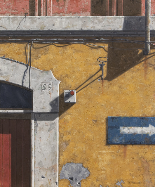 , 'A Wall in Torino,' 2014, Clark Gallery