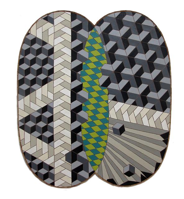 , 'Geologic,' 2017, Linda Hodges Gallery
