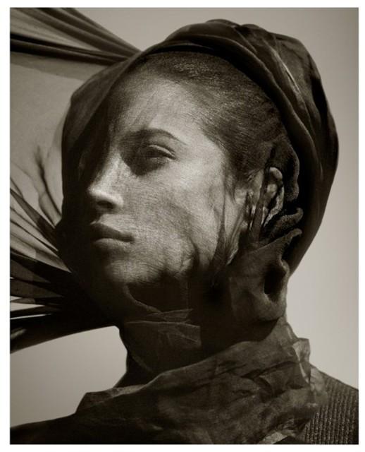 , 'Christy Turlington, Luxor, Egypt,' 1987, Kahmann Gallery