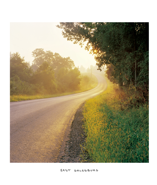 Chris Verene, 'EAST GALESBURG', 2003, Photography, Chromogenic print with handwritten caption in oil, Postmasters Gallery