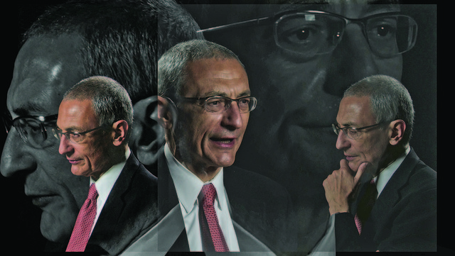 , 'The Network (John Podesta),' 2012, CONNERSMITH.