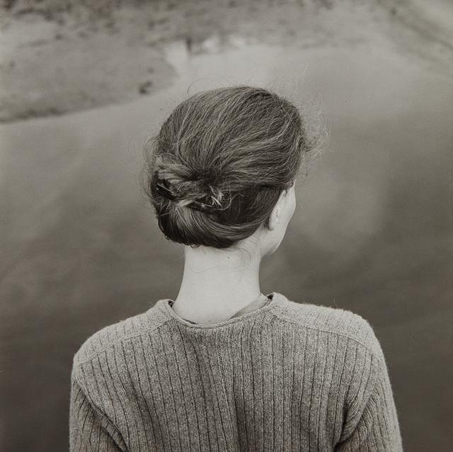 Emmet Gowin, 'Edith, Chincoteague, Virginia', 1967, Phillips