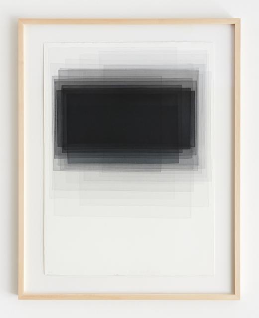 , 'untitled, 10.11.2013 / Q2,' 2013, Japan Art - Galerie Friedrich Mueller