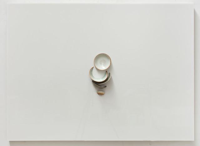 , 'Still Pond·Ying Qing (Mistyblue),' 2013, Aye Gallery
