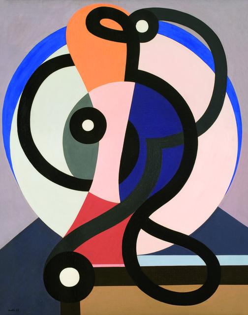 , 'Spirale,' 1932, Galerie Le Minotaure