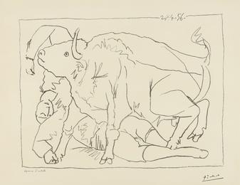 Le Torero blessé (B. 799; M. 276)