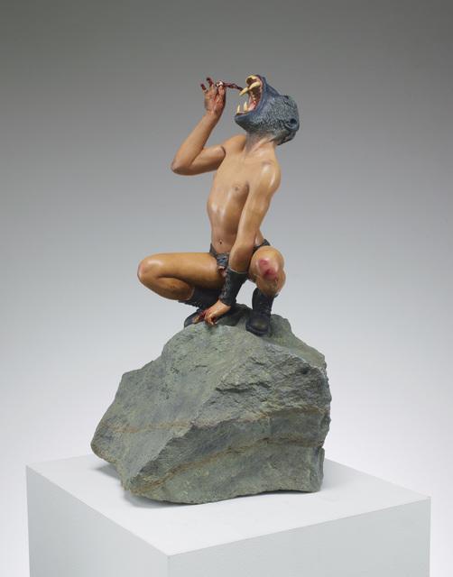 , 'Moon Howler III,' 2013, Pace Gallery