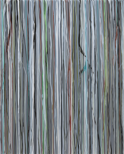 , 'Reverse Glass No.110,' 2016, Odon Wagner Contemporary