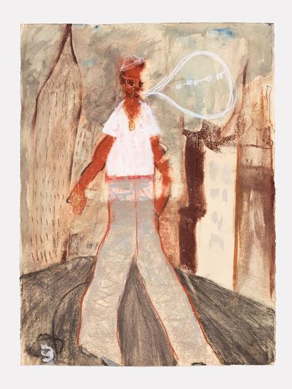, 'Taking Tanty Milli's Skull for a Walk,' , LatchKey Gallery