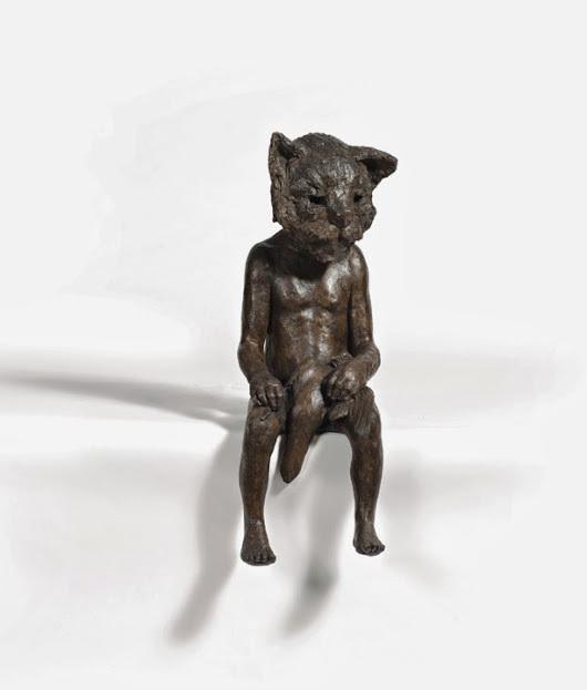 , 'Cat & Pigeon,' , Hugo Galerie