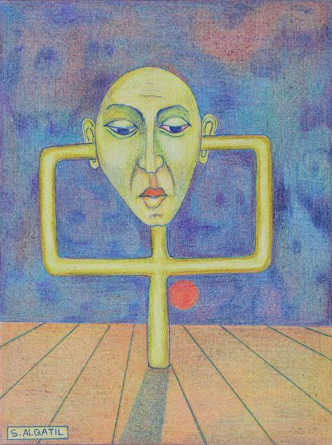 Saqer Al-Qatil, 'Untitled', 1999, Zawyeh Gallery