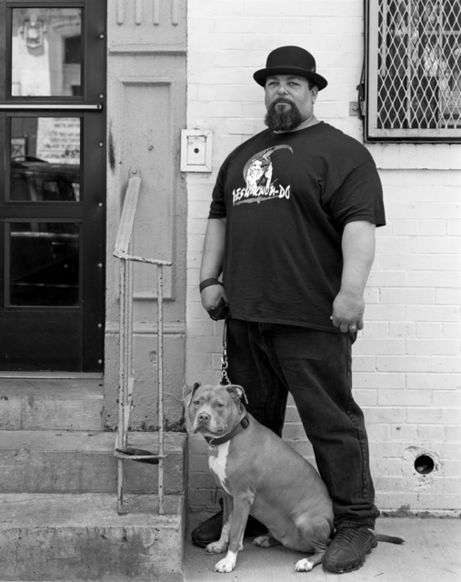 , 'Luis with Shai,' 2016, Soho Photo Gallery