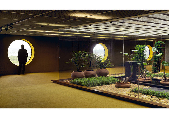 , 'Chamber of Deputies (annex IX) #2, Brasilia,' 2012, [Perpitch et Bringand]