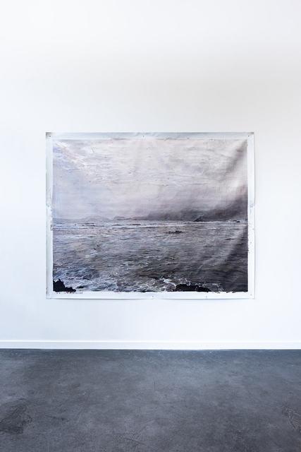 , 'Silver 3,' 2018, Bernier/Eliades