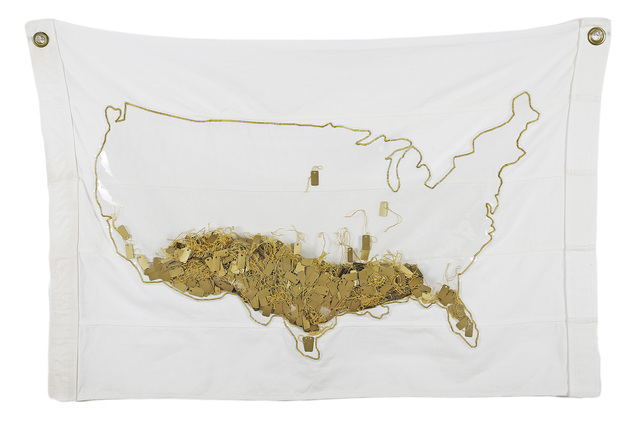 , 'Land Of The Free,' 2018, ZINC contemporary