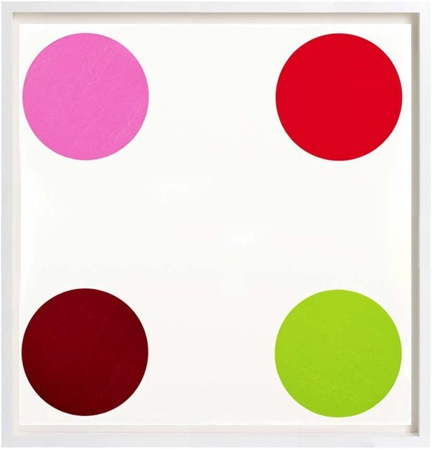 , 'Spot Print - Curare,' 2012, Samuel Owen Gallery