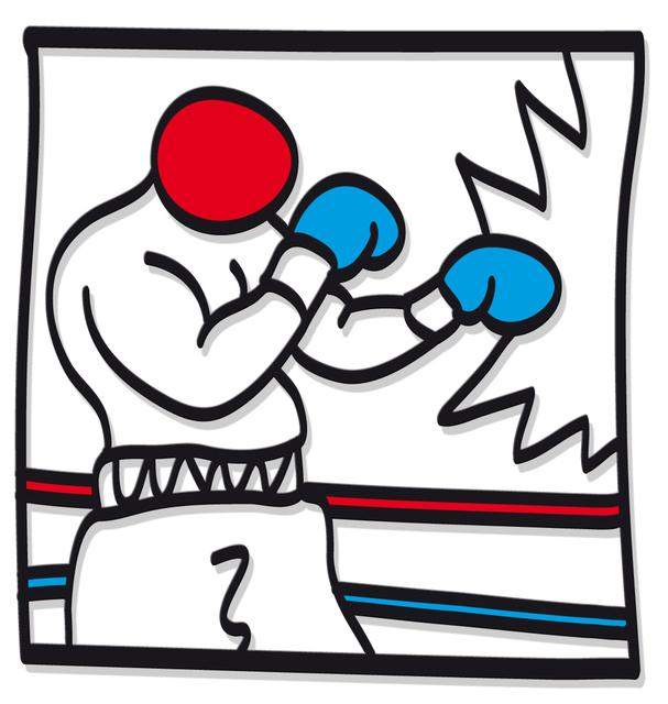 , 'Fighting,' , Galerie Bhak