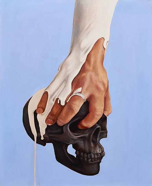 , 'Holding Skull,' 2019, Jerico Contemporary