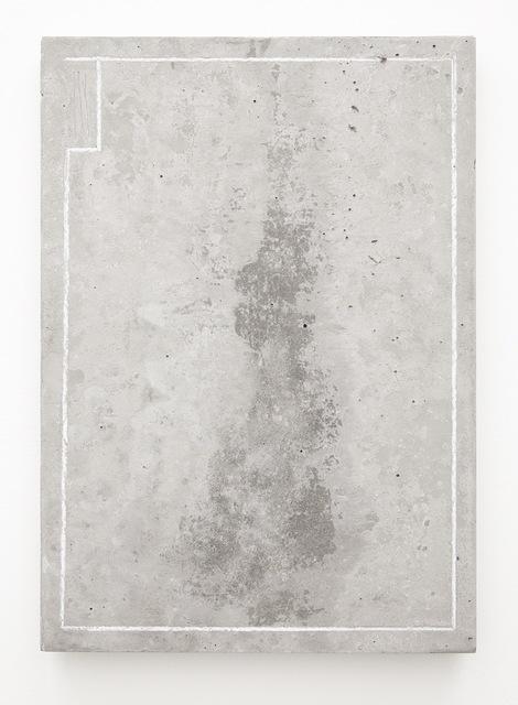 , 'Plan (frame),' 2015, Vigo Gallery