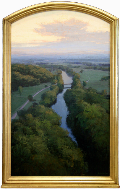 ", '""Bridge at Dawn"",' , Bonner David Galleries"