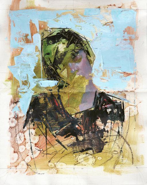 , 'Imprint No. 23,' 2015, Hashimoto Contemporary