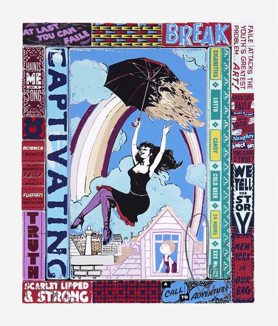 FAILE, 'A CALL TO ADVENTURE', 2013, Marcel Katz Art