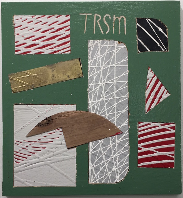 , 'TRSM #5 (Tone Riverside Market),' 2018, SNOW Contemporary