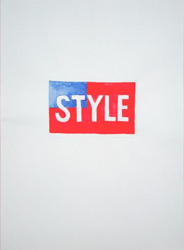 Ian Anüll, 'Style', 1995, Mai 36 Galerie