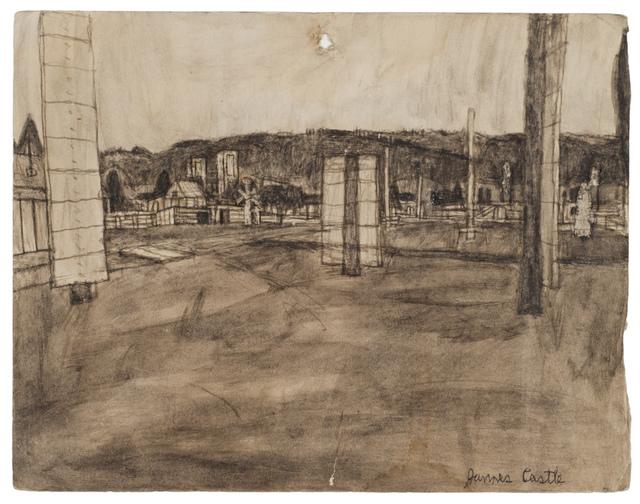 , 'Untitled (landscape),' n.d., Fleisher/Ollman