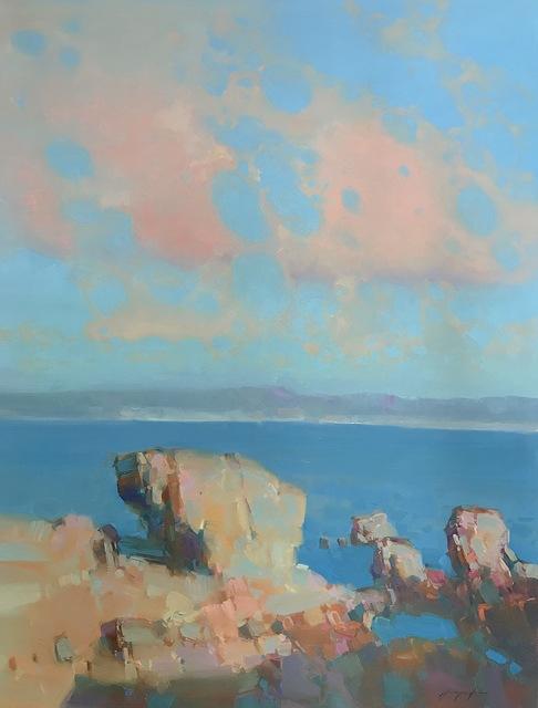 Vahe Yeremyan, 'Malibu Cliffs', 2019, Vayer Art