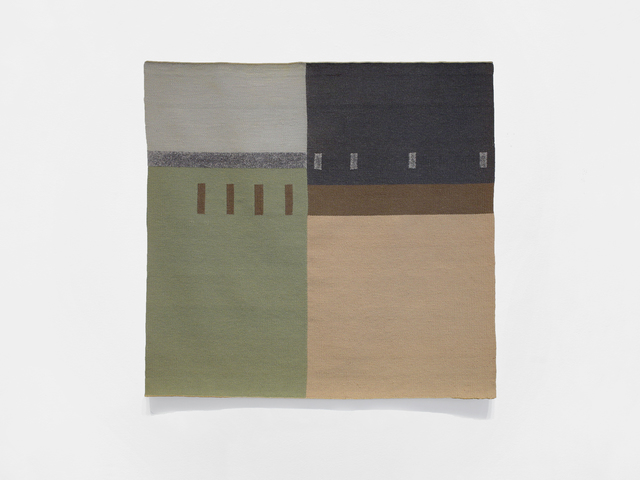 , 'Hinged on Time,' 1983, Inman Gallery