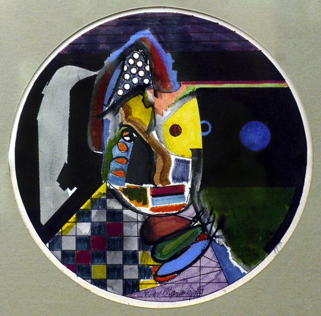 Eugene James Martin, 'Charon At Some Point in Time', 1969, Eugene Martin Estate