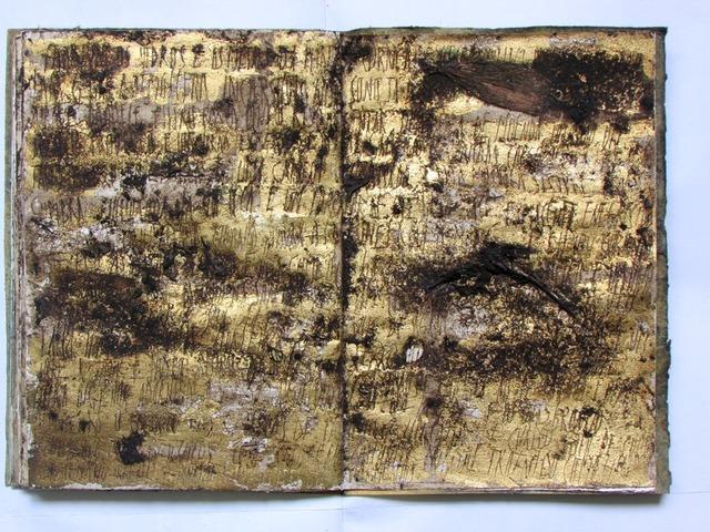 , 'Livro Ancorado ,' 2015, Galeria Mamute