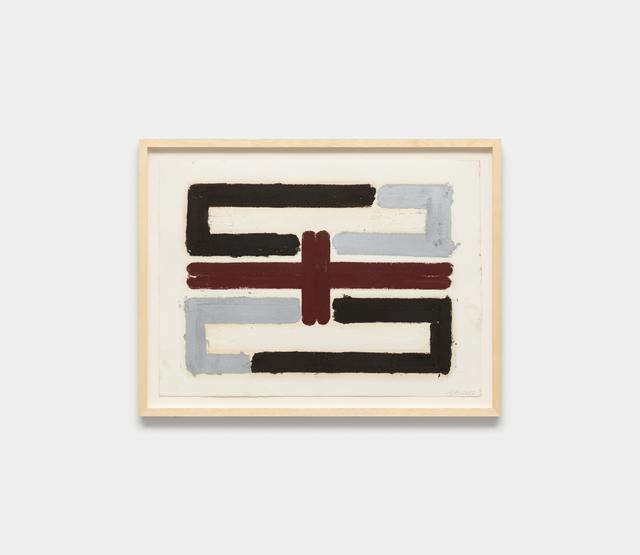 , 'desenho #004,' 2017, Galeria Raquel Arnaud