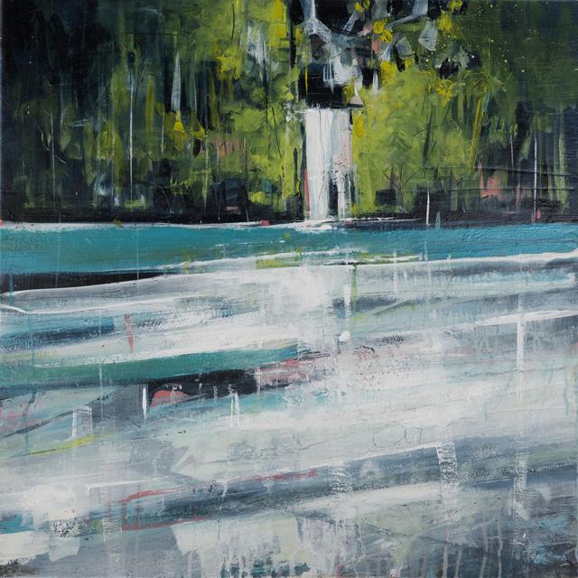 , 'Paradise Study,' 2017, Thackeray Gallery