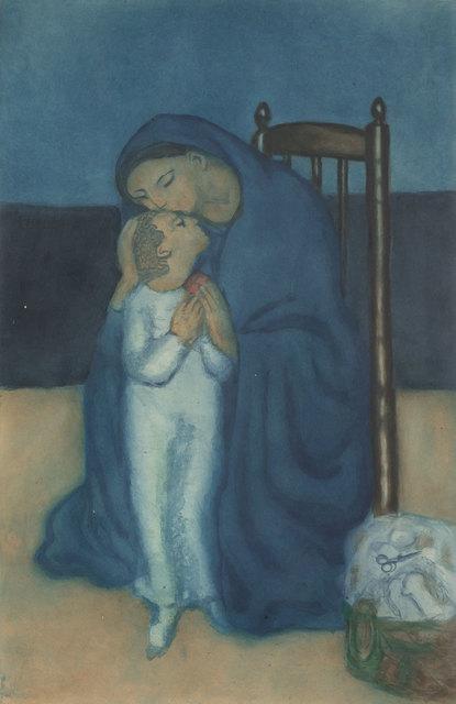 After Pablo Picasso, 'MATERNITÉ (GINESTET/POUILLON 670)', 1930, Doyle