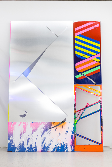 , 'Police Party 02,' 2018, Annka Kultys Gallery