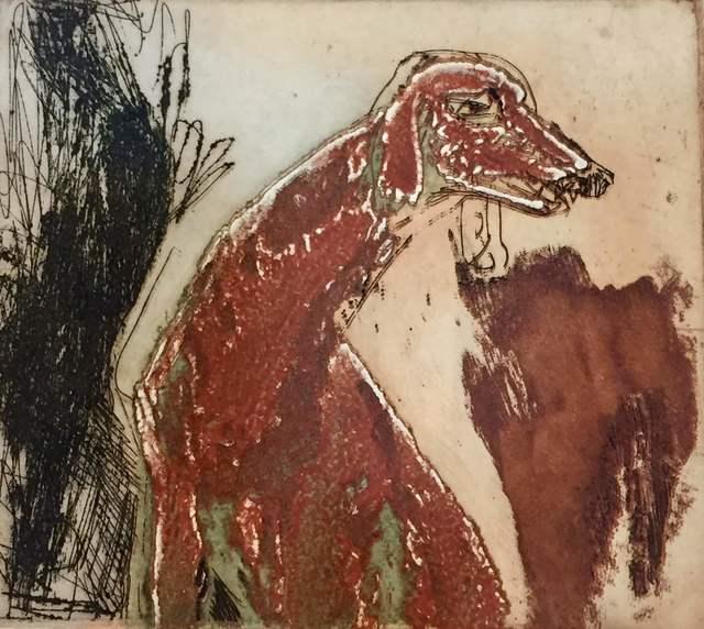 , 'The Dog,' 1960, AkaraArt