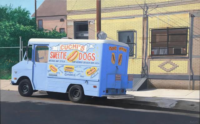 , 'Cuchi's Sweetie Dogs ,' 2011, Bernarducci Gallery